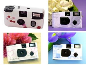 jednorázové foťáky pre hostí