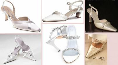 svadobné botičky ... ja osobne si vyberiem topánky na nízkom podpätku, aby sa mi lepšie tancovalo