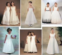 inšpirácia pre nevesty, ktoré chcú mať na svadbe malé princezničky