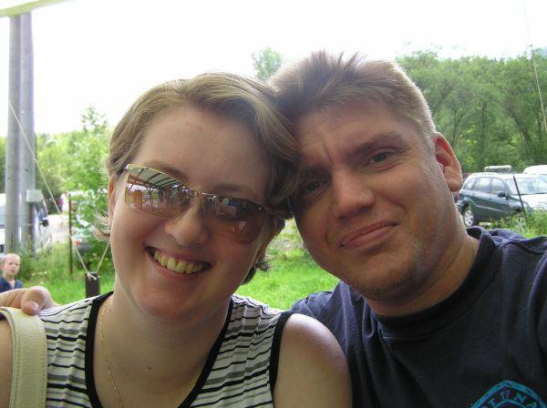 V & J . . . . . 26. august 2006 - my dvaja