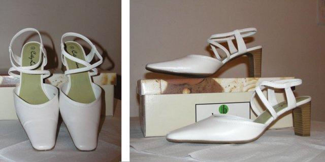 V & J . . . . . 26. august 2006 -  moje svadobné topánky