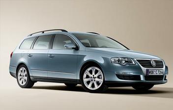 ... alebo VW Passat Variant