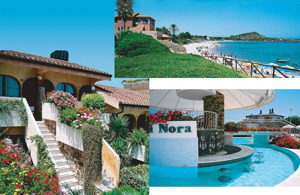 V & J . . . . . 26. august 2006 - Tip na honeymoon: Sardínia - Baia Di Nora