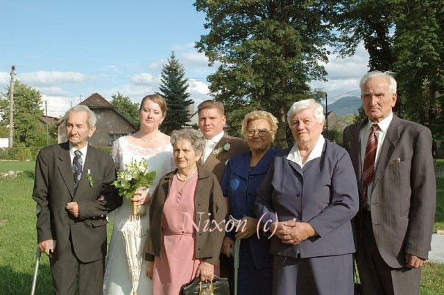 Veronika K.{{_AND_}}Jozef Š. - so starými rodičmi