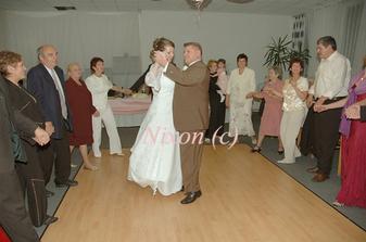 náš prvý tanec - valčík