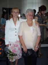má sestra a svědkyně zároveň s Naší Babičkou