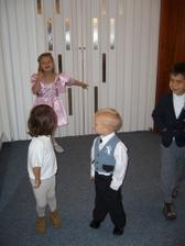 Anetka,Michálek,Anička a Ondrášek