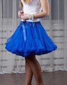 tutu suknicka kralovska-parizska modra, L