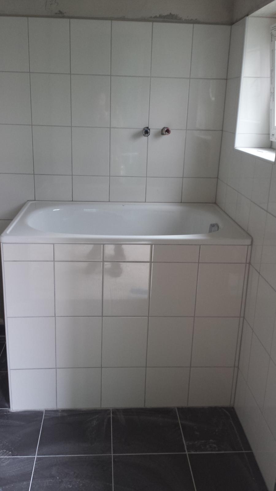 Planovanie a realizácia interieru - Technická miestnoť s wc a vyvýšenou vaničkou