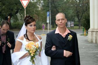 .... už jako manželé ...