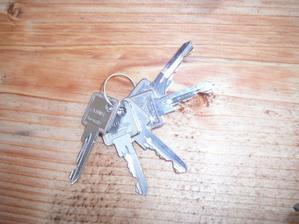 13.3.12 - klíče od domu