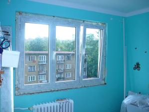 nové okna