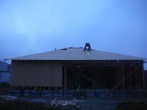 7.den - střecha