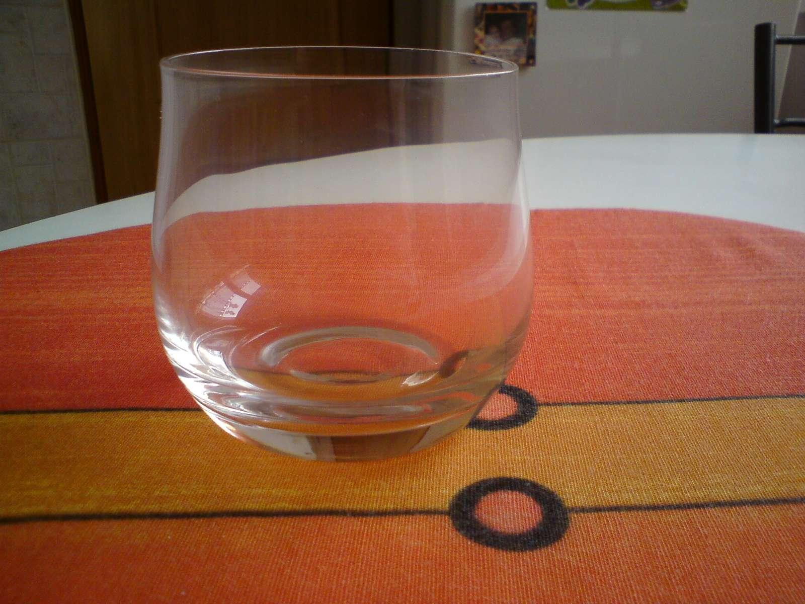 Poháre s tenkého skla 6 ks  - Obrázok č. 2