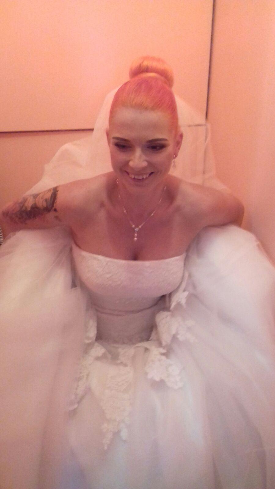 K+S moto svatba 2.9.2019 - I princezny chodì na wc :-D