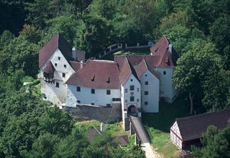 hrad Seebeg, tady budeme oddáni :-)
