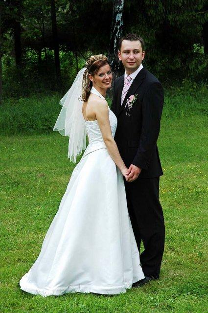 Martina{{_AND_}}David - šťastní novomanželé