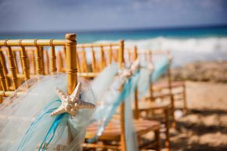 plážová svatba