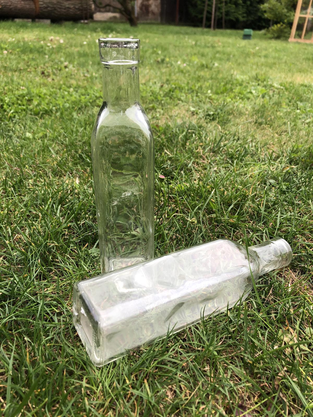 16 ks váza v tvare fľašky - Obrázok č. 2