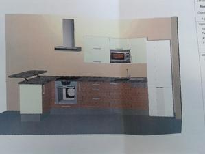 kuchyna uz lezi zabalena v izbicke, velmi sa tesime :)