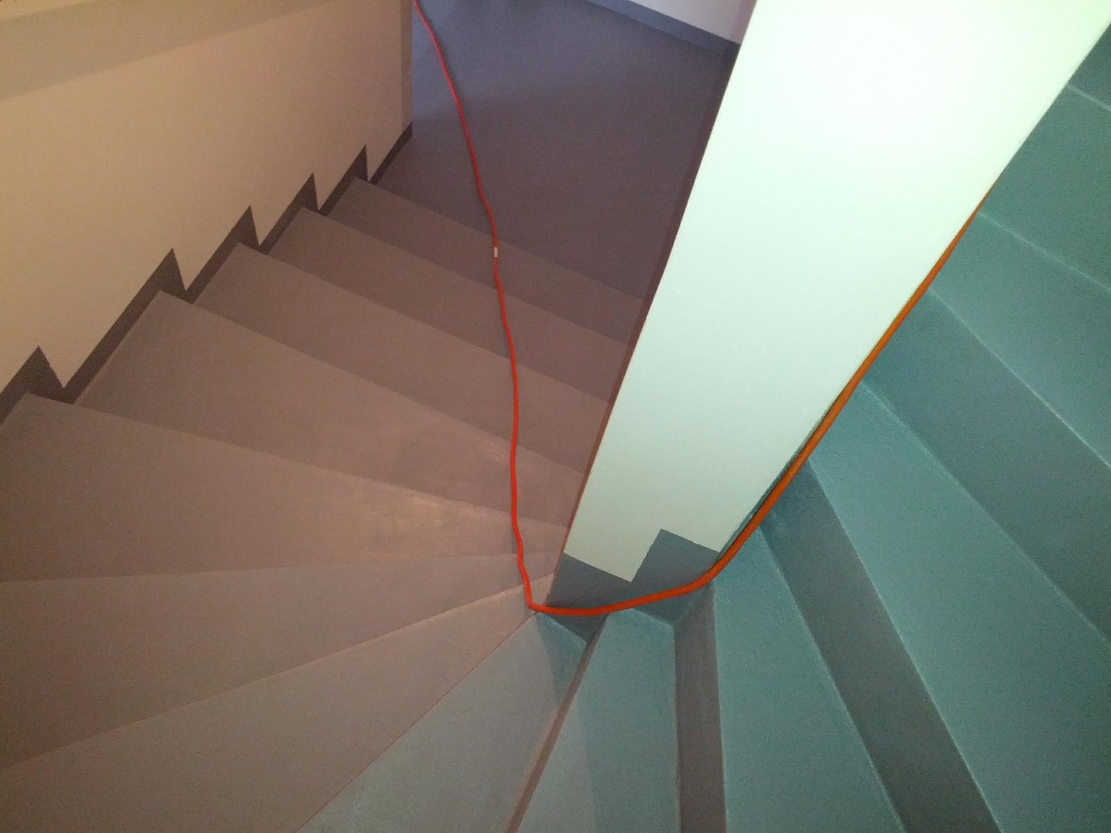 Čím natřít betonové schody