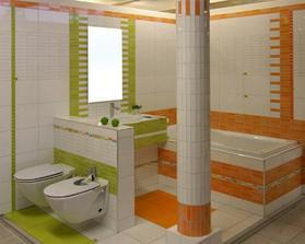 lumik - vybrané obklady koupelny