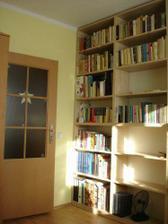Pracovna a knihovna