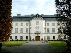 zámek Vizovice...už kdysi dávno jsem si řekla, že se tady jednou vdám :-)