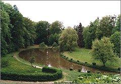 a zámecký park
