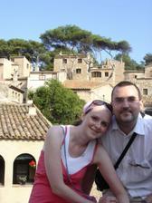 svatební cesta do Španěl