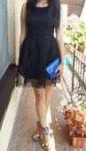 Čierne Ackove šaty , 34