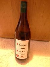 vínko do vyslužek pro rodinu