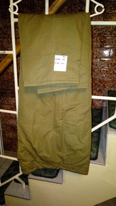 nohavice zateplene - Obrázok č. 1