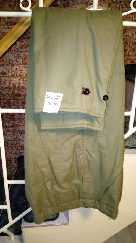 nohavice presivane - Obrázok č. 1