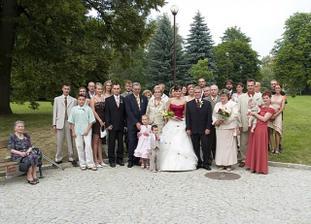 celá rodinka + někdo na víc :)))