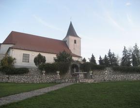 kostol v majcichove