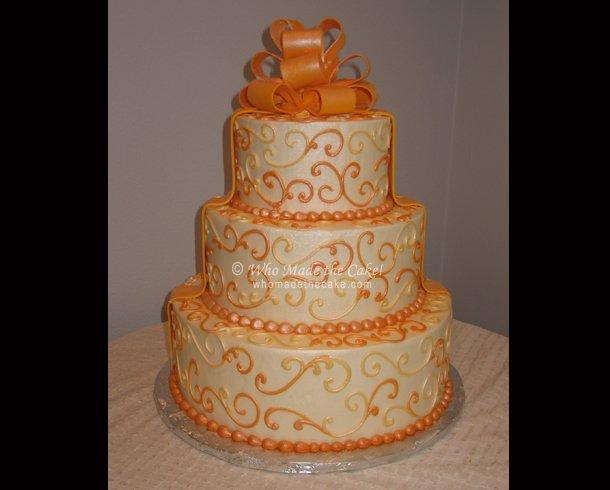 Lucia & Rasťo 9.8.2008 - Takúto torto by som chcela!