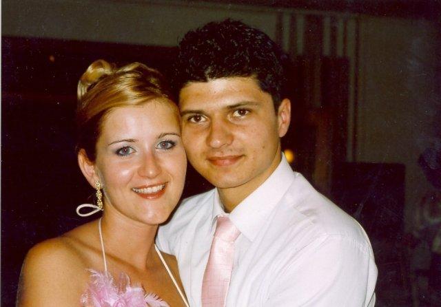 Lucia & Rasťo 9.8.2008 - My dvaja na bráškovej svadbe 2years ago