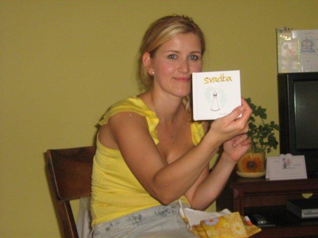 Lucia & Rasťo 9.8.2008 - Aj takuto knížočku Svadba a ešte mnoho iného...ďakujem Vám moc babenky