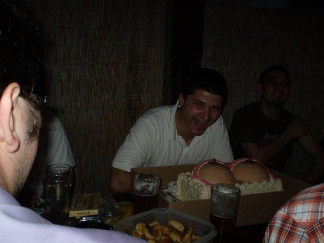 Lucia & Rasťo 9.8.2008 - Smiech..... a smiech