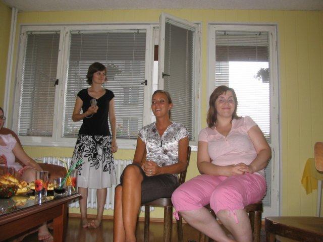 Lucia & Rasťo 9.8.2008 - Ešte pár fotiek z mojej rozlúčky
