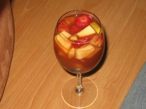 Naše ovocíčko si plávalo v alkohole už od 9:00 ráno, takže ho bolo aj cítiť!