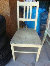 pustila jsem se do renovace židlí