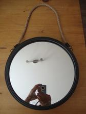 PŘED zrcadlo z Pepco-bohužel už neměli bílé