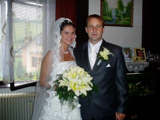 Maťka & Majko 29.8.2009:-) - MY...:-)