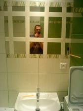 zrkadielko sa lepilo