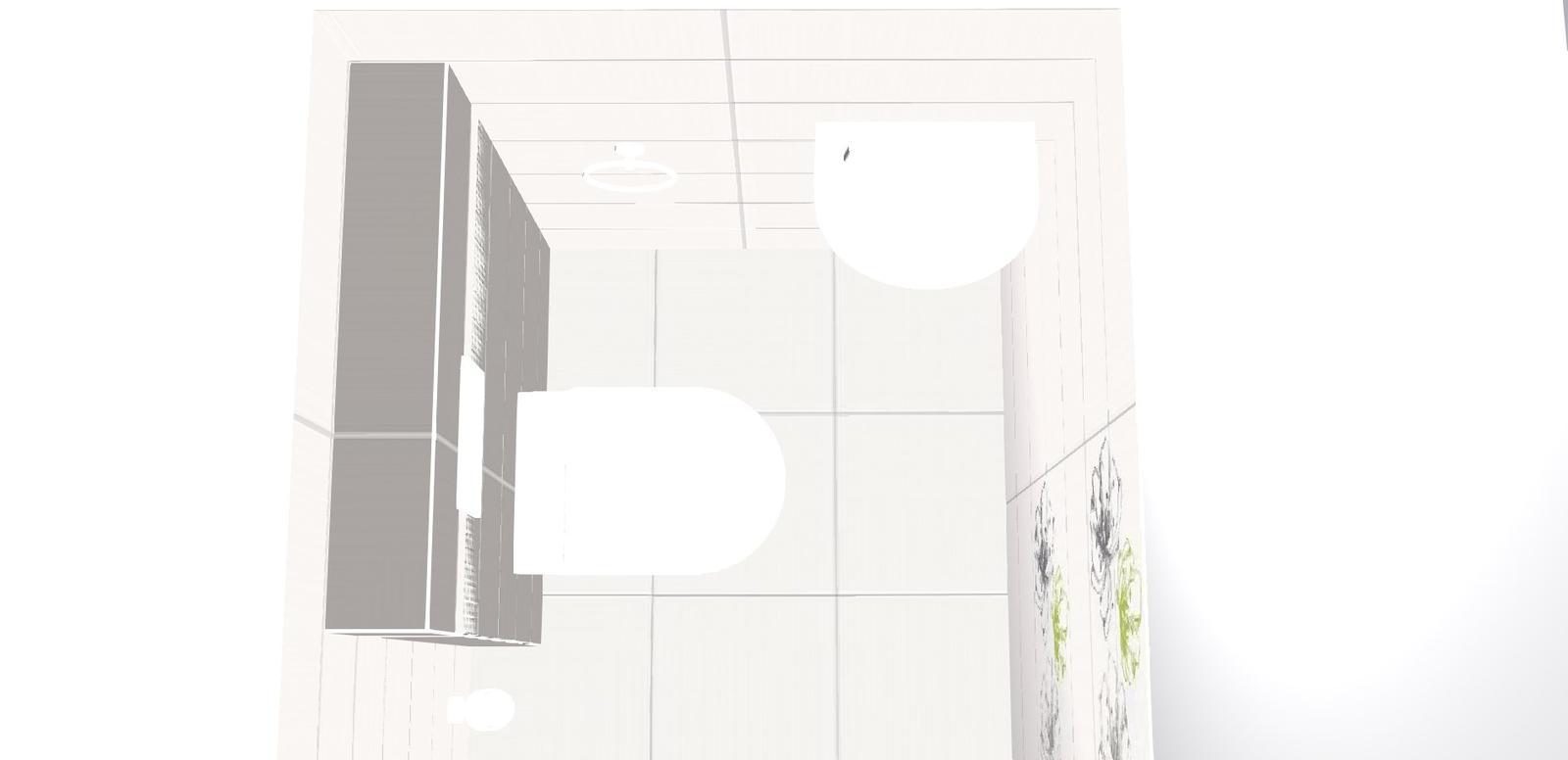 Inspiracie pre domcek - male wc