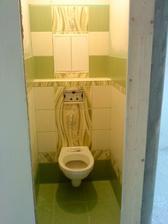 uz oblozene wc:)