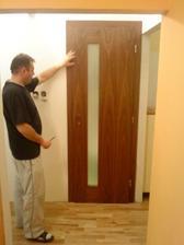 dvere WC