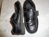 boty  černé společenské, 30